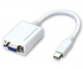 Адаптер Moshi Mini DisplayPort to VGA Adapter Silv...